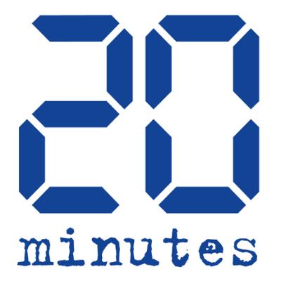 logo média 20 minutes sport
