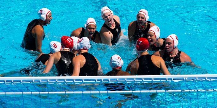 équipe de water-polo féminine