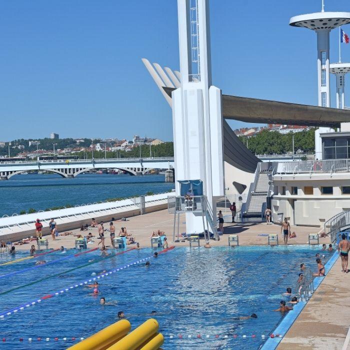 Centre aquatique Tony bertrand Lyon