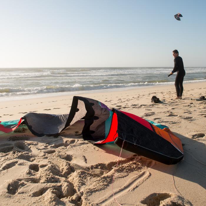 Planche de kite surf