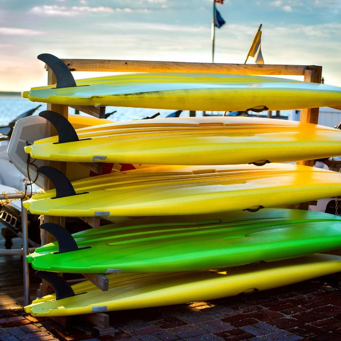 Planche de surf en location
